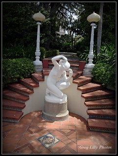 Hearst Castle Statuary