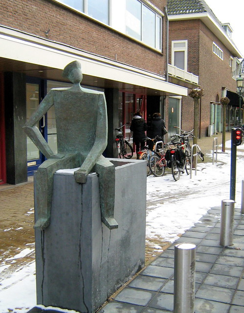 Kokshorn : Frans Kokshoorn, de Dorpswacht, the villagegard  Flickr  Photo