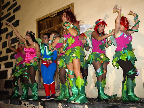 Carnaval Tenerife 2010, Party Time