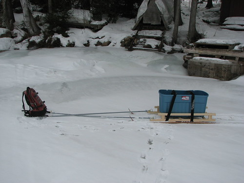 Want to build snow sled/Help - Small Cabin Forum (1)