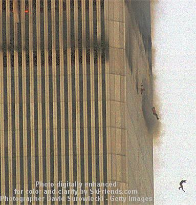 On 9 11 People Jumped To Their Death