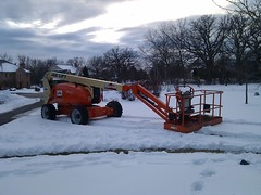 winter, snow, snow removal,