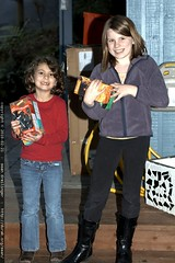 doorstep delivery   girl scout cookies!