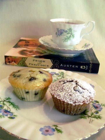 Cupcakes for Mr. Darcy by A Girl In Her Kitchen
