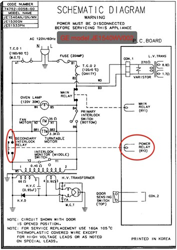 similiar microwave oven schematic keywords microwave ovens