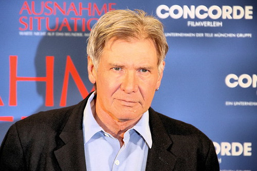 Harrison Ford to the rescue!