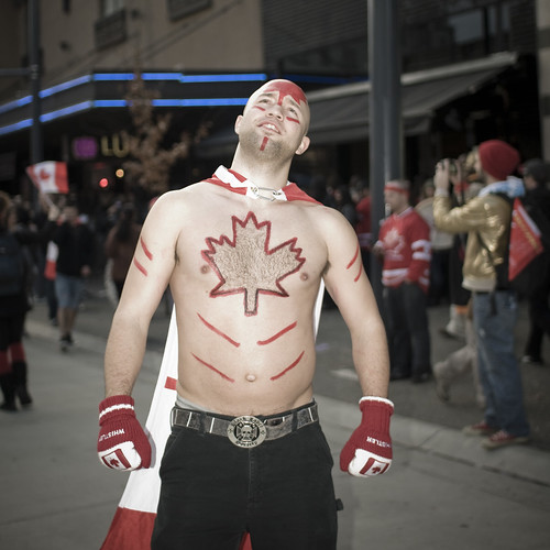 CANADIAN MEN'S OLYMPIC HOCKEY TEAM