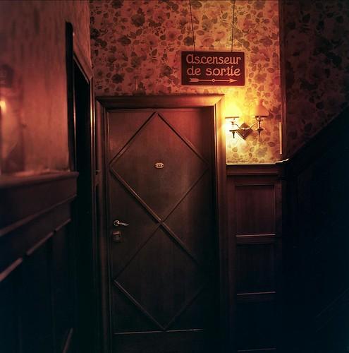 "Hotel ""Le Berger"", Brussel-10"