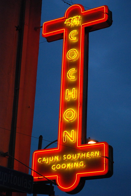 Cochon Cajun Southern Cooking. Food in New Orleans Rocks! #sxswsf