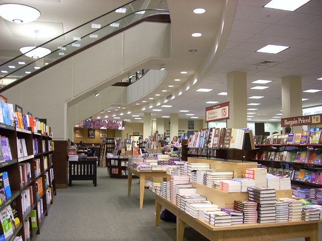 Barnes And Noble Interior
