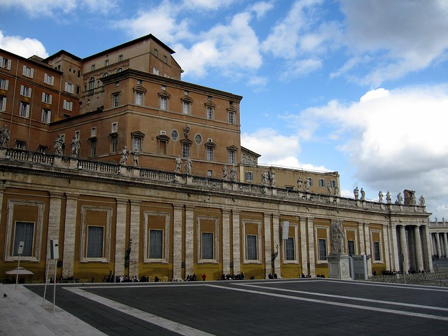 Vatican buildings