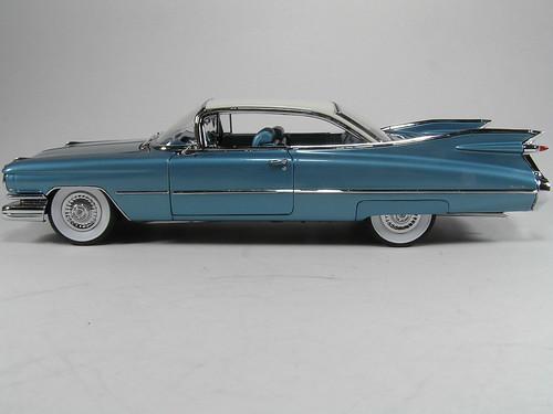 1959 Cadillac Coupe De Ville left