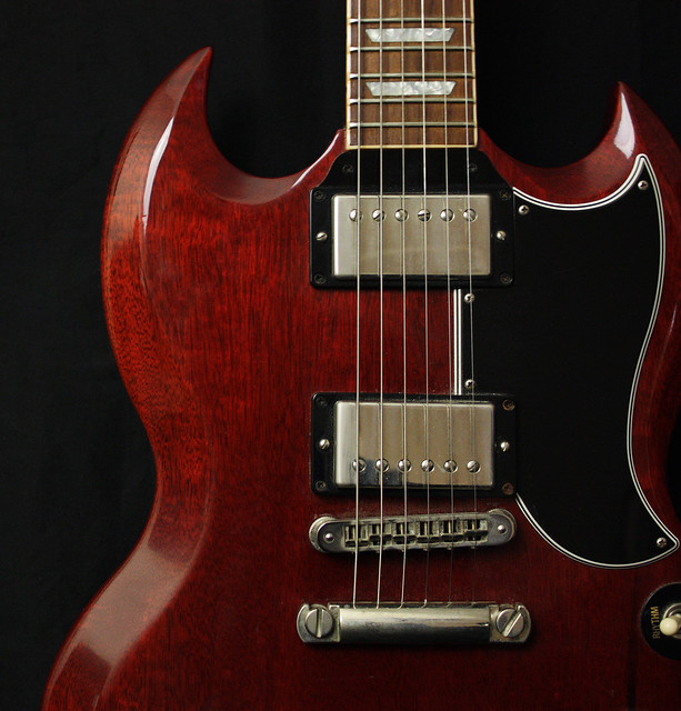 Photo:Gibson SG By John W. Tuggle