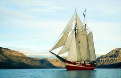 Sailing around Spitsbergen 2009