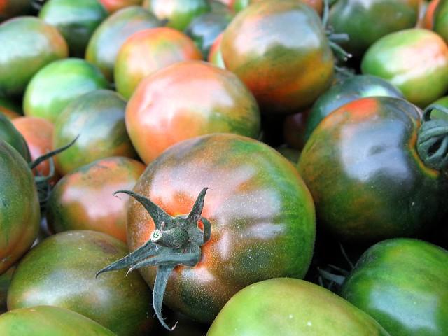 黑柿番茄 Taiwan Tomatoes