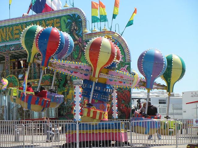 Balloon Ride Flickr Photo Sharing