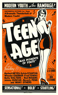 1944 ... Rampaging Youth!