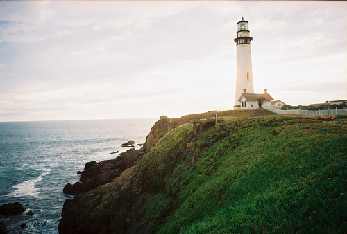 Pigeon Point, California.