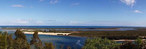 Gippsland Lakes, Victoria, Australia