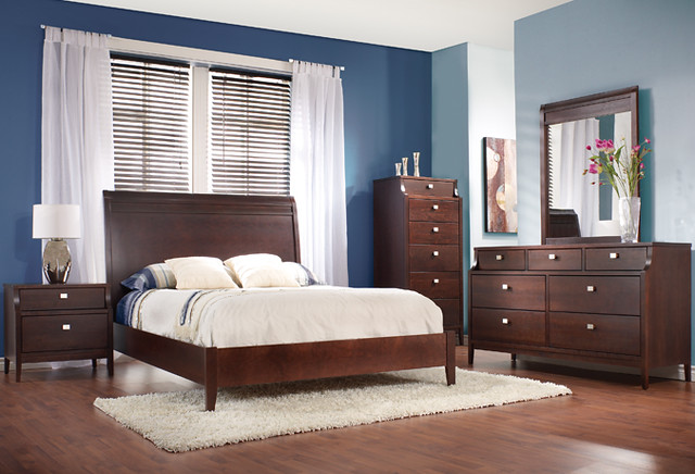 Ap industries blue note collection adult bedroom chambre coucher adulte collection blue for Photo chambre adulte