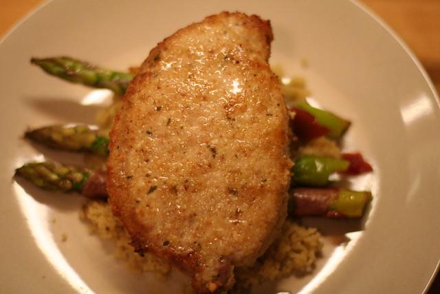 Oven Fried Pork Chops | Flickr - Photo Sharing!