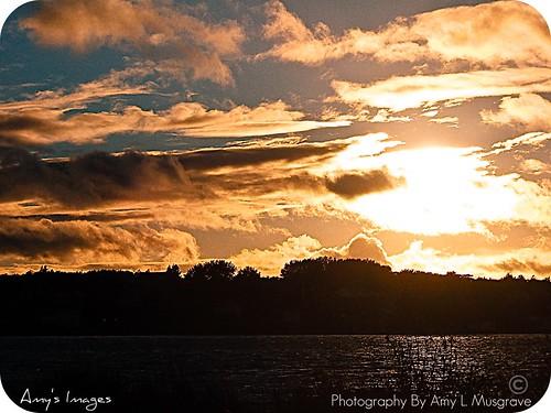 ocean pink blue sunset summer cloud sun canada water fuji novascotia sydney capebreton picnik