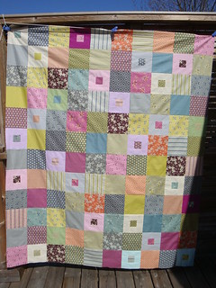 my hope valley quilt top