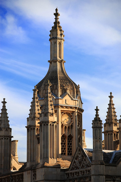 King's College Tower, Cambridge