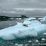 Sleeping on the Iceberg - Antarctica
