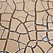 Cracked Earth Mosaic by Jeffrey Sullivan