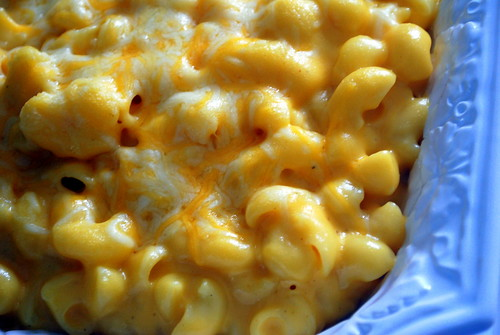 Mac and Cheese Aerial View