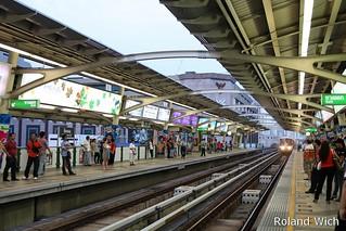 Bangkok - Chit Lom Sytrain Station