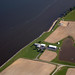 Farm on the edge of Chesapeake Bay