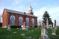 Doddridge Chapel & Cemetery