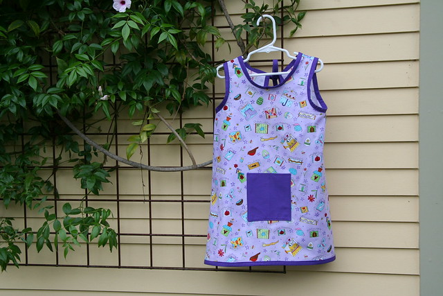 Children's Art Smock | Make It and Love It
