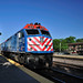 """Small photo of METX 185 """"Village of Roselle"""""""