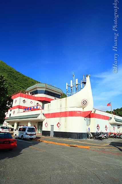 兰屿航空站-交通运输-飞机场-停车场-台东县兰屿乡