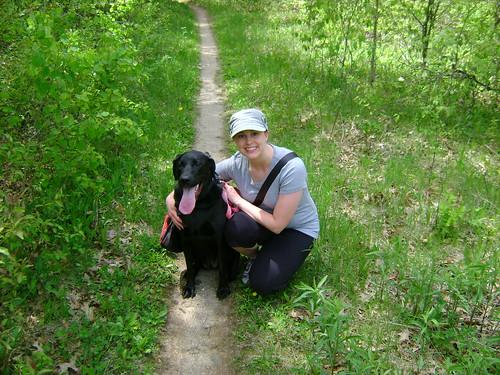 Emma Carlin Trail, 5/16/10