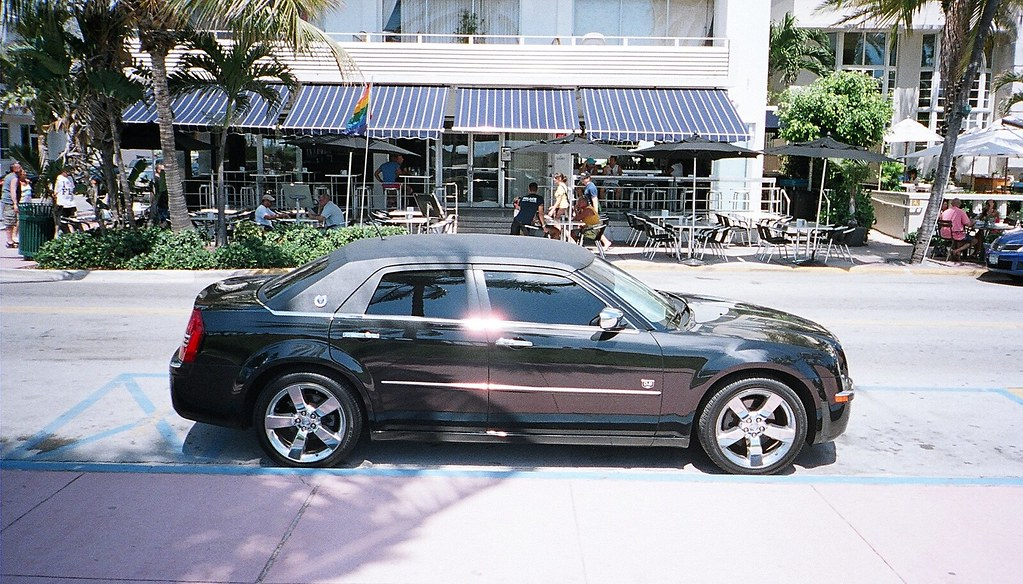 2008 Chrysler 300 Dub Edition