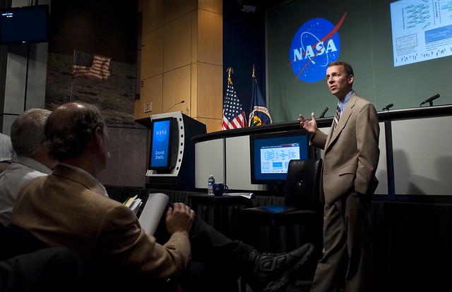 NASA Chief Technologist Hosts Town Hall (201005250002HQ ...