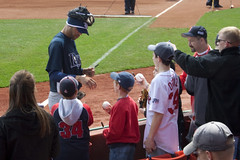 20100418 - Red Sox vs Rays, April 18, 2010
