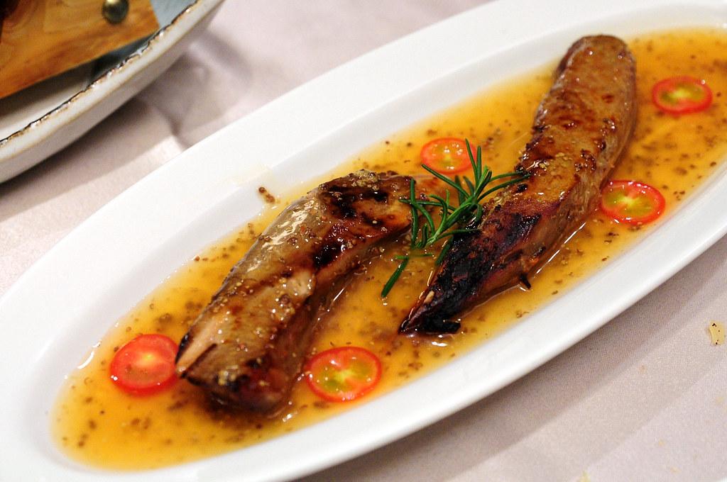 大鵬灣食堂-香烤黑鮪魚骨