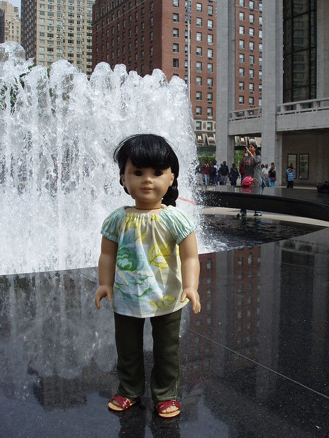 At Lincoln Center