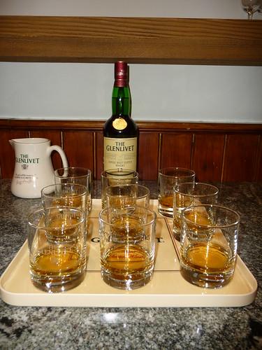 Glenlivet Whisky, Speyside
