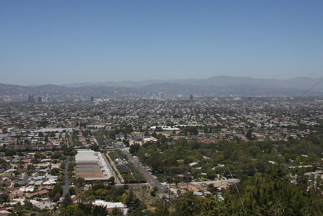 The Los Angeles Valley
