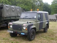 Airborne Land Rover 109