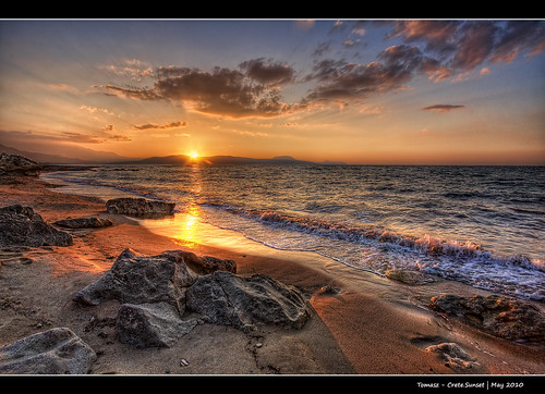 179/365 - HDR - Crete.Sunset.@.1150x756
