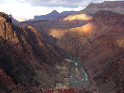 Water from the Colorado River will be even more precious in the future in the face of a projected water-supply gap. Courtesy National Park Service.