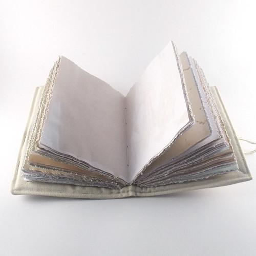 handmade journal by Kreativling