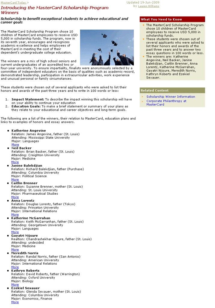Army Scholarships